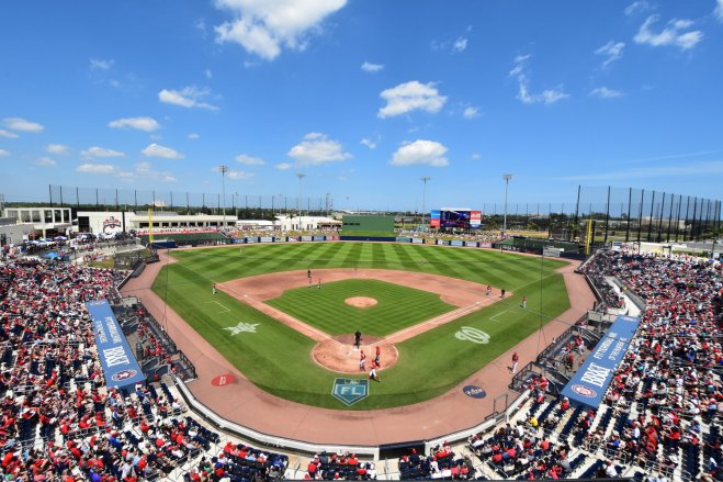 Image result for ballpark of west palm beach