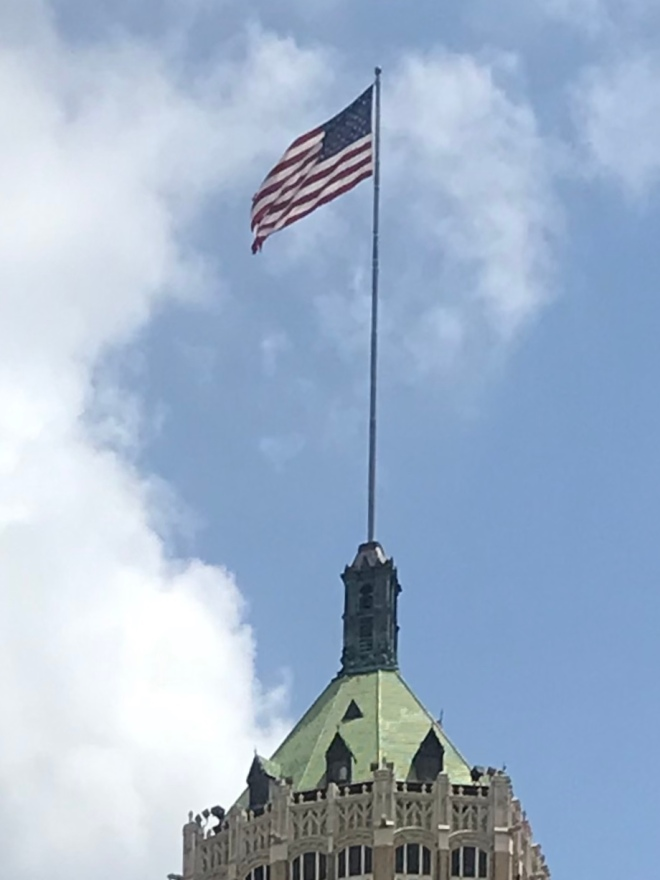 Tower Flag